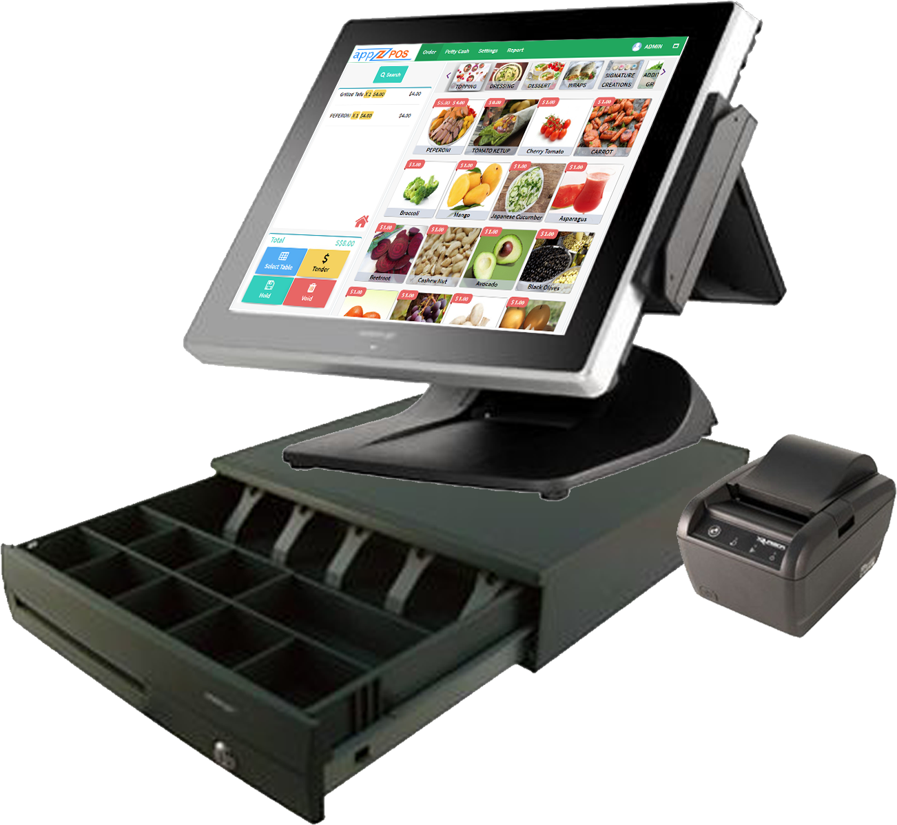 restaurant pos system in Singapore