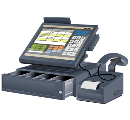 restaurant application is fully featured with POS system